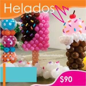Helados / ice creams