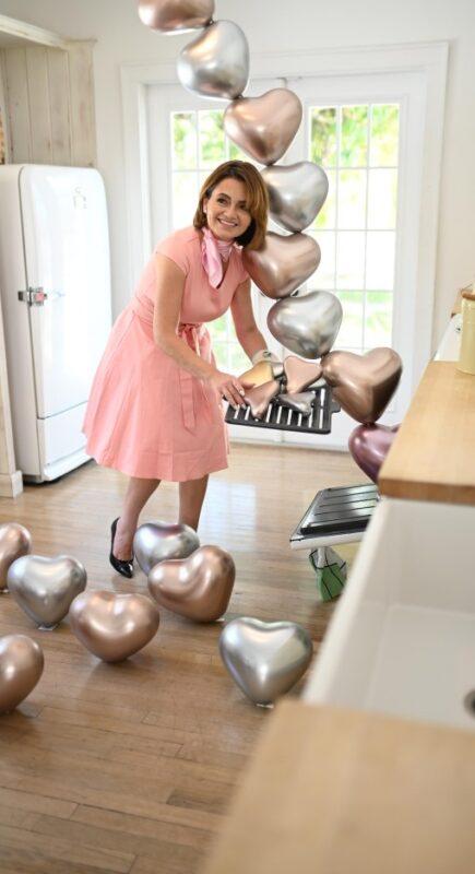 Shiny heart 3 - Balloosn by Luz Paz