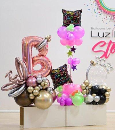 mini-bouquet-decoracion-globos